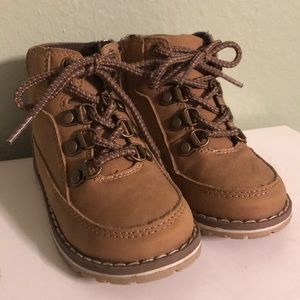 🥾Toddler Boys Lace Up Boots